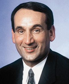 Get motivated with Coach K photo